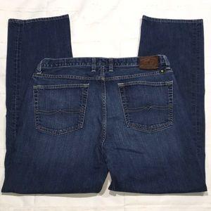 Lucky Brand 329 Classic Straight Denim Jeans 36